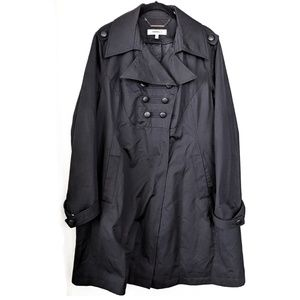 HAWKE & CO Gothic Trench Coat XL